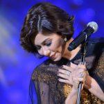 شيرين تقطع وصلة غنائها في الكويت بسبب البكاء