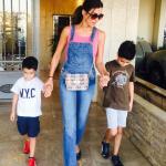 نادين الراسي مرتبكة بسبب انقطاع الاتصال مع أولادها