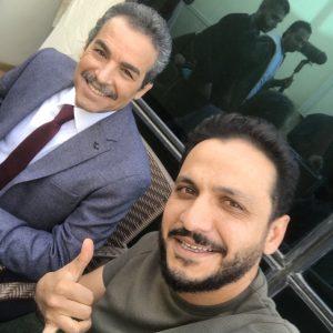 بيتر ميمي يتحدث عن انضمام أحمد عبدالعزيز إلى مسلسل كلبش 3