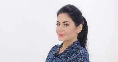 """حنان العربي زوجة إدوارد في مسلسل """"حكايتى"""""""